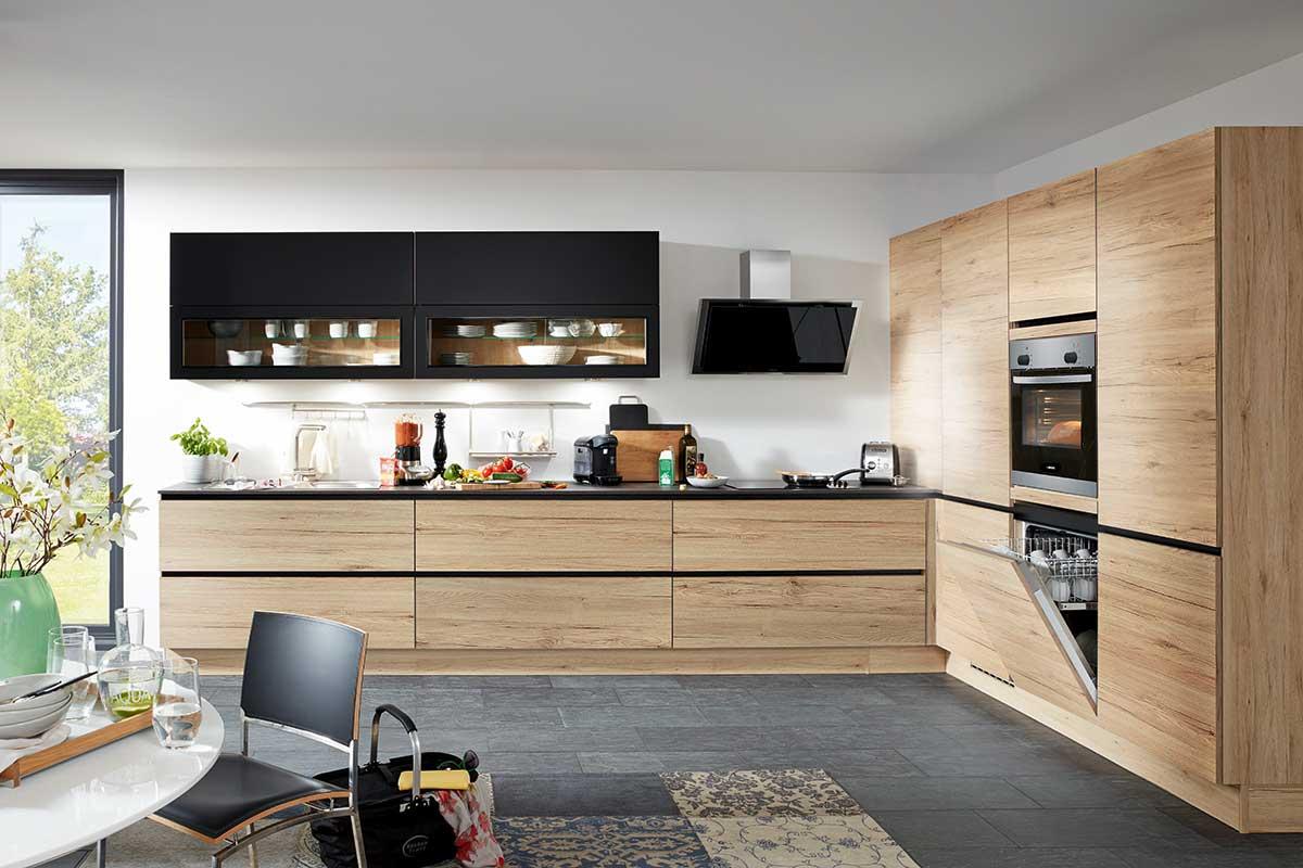 Moderne Küche - Ihr Küchenfachhändler aus Broderstorf bei Rostock