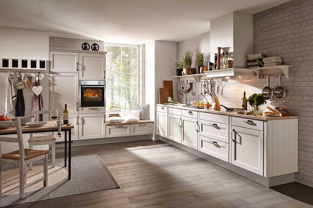 Romantische Küchen die landhausküche vorwärts zurück in die romantik ihr
