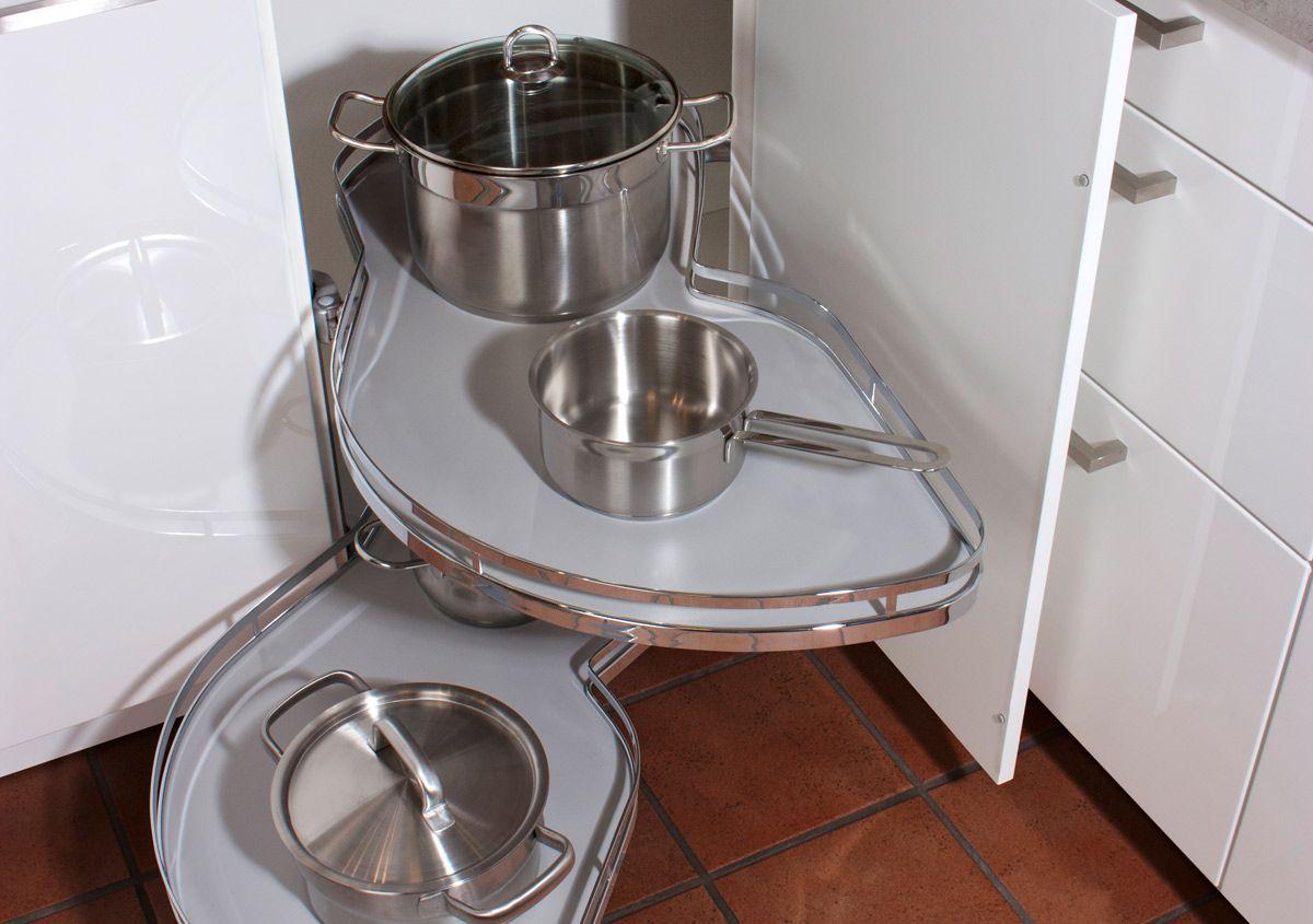 Küchenunterschrank - Ihr Küchenfachhändler aus Broderstorf bei ... | {Eckschrank küche auszug 13}